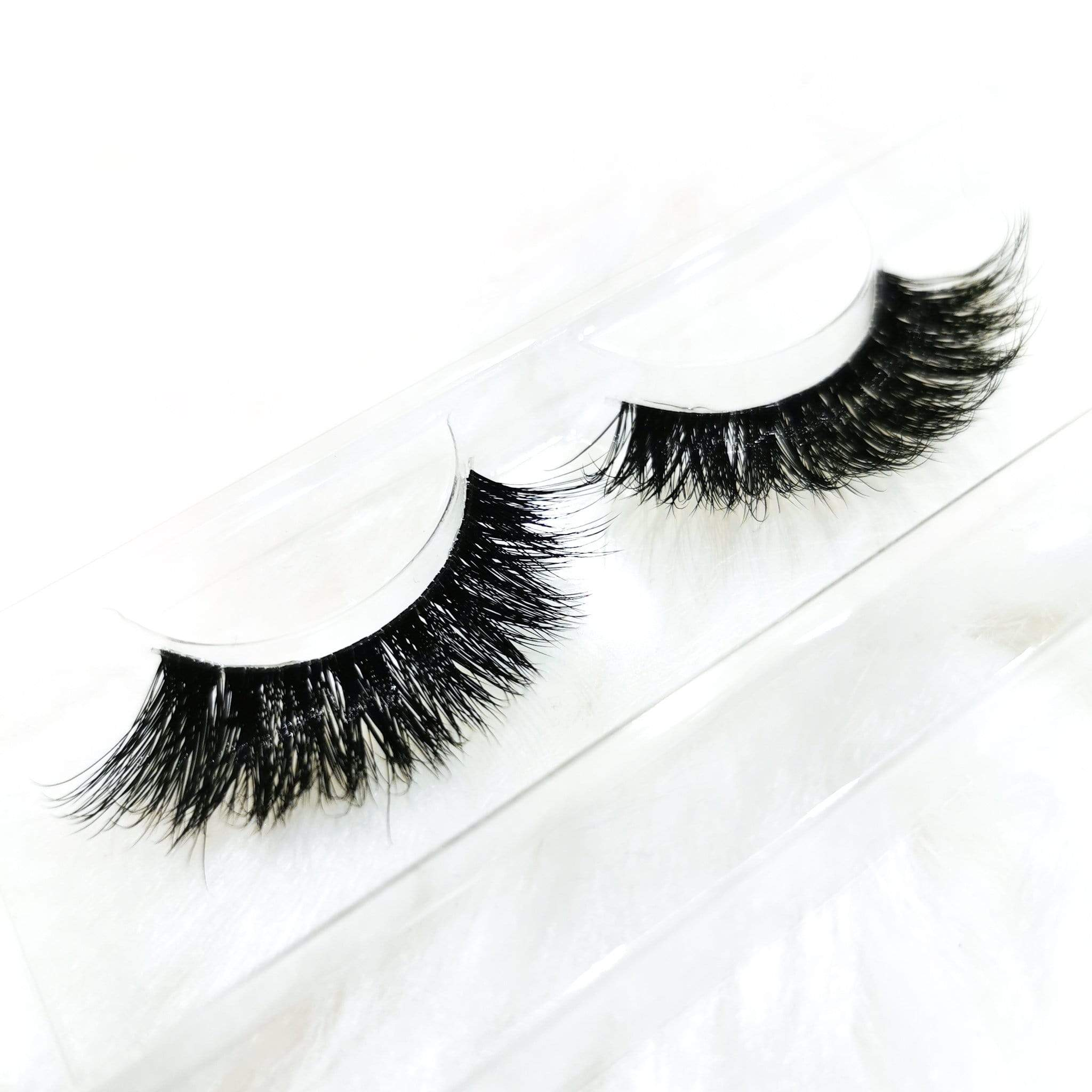3 Pair Faux Mink Lashes 3 pair of these beautiful wispy