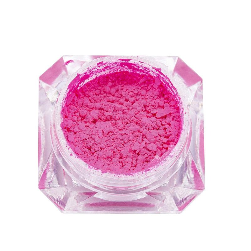 Neon Loose Pigment - POPPIN' PINK - Jolie Beauty (1513325723723)
