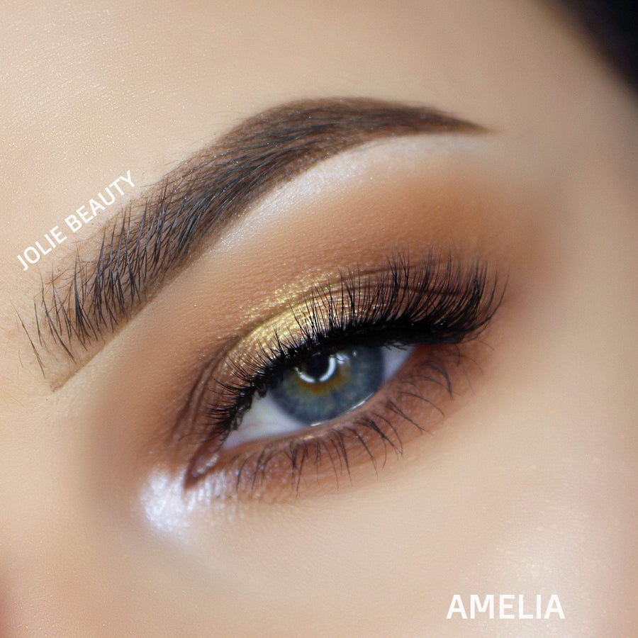 <h1>Slayin Lashes</h1> - AMELIA - Clear Band