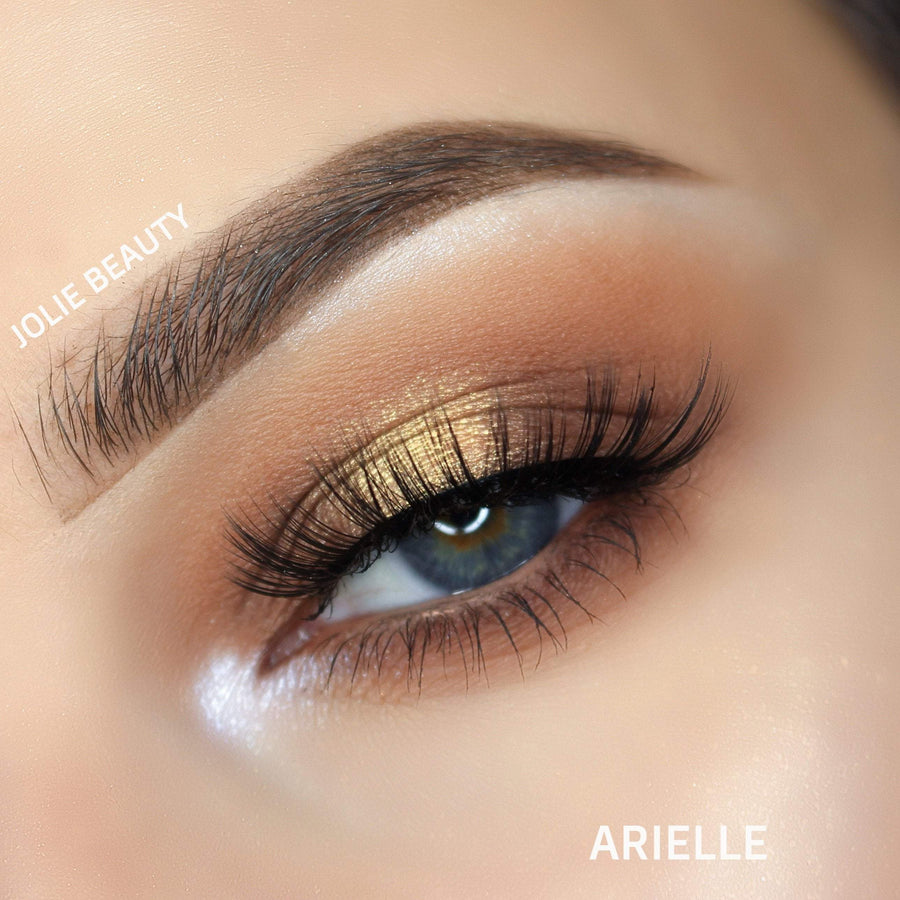 <H1>Slayin Lashes</h1> ARIELLE