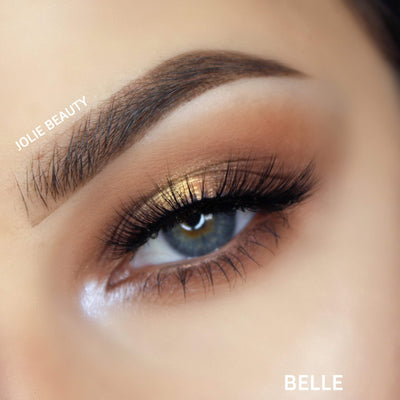 <H1>Slayin Lashes</h1> BELLE False Eyelashes Jolie Beauty