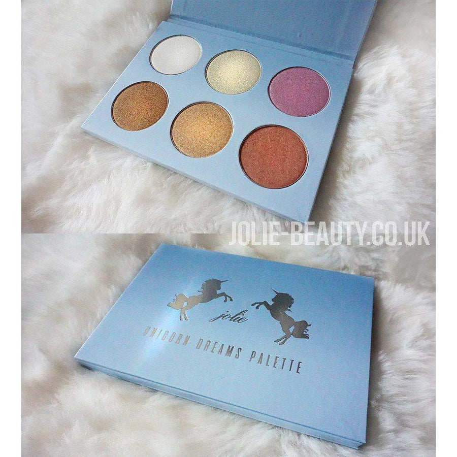 Unicorn Dreams Highlighter Palette