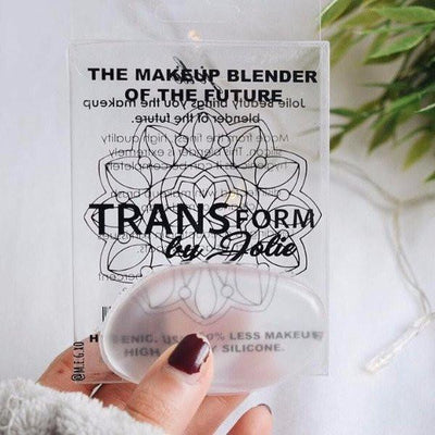 Makeup Sponge - TRANSform - Clear Beauty Sponge
