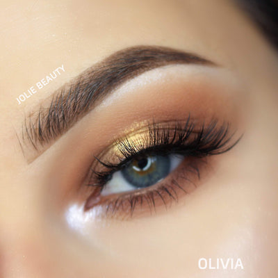 <H1>Slayin Lashes</h1> OLIVIA