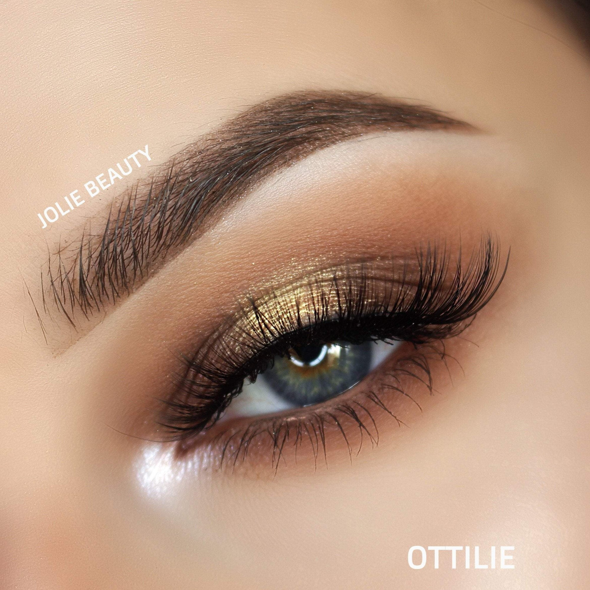 Slayin Lashes By Jolie Beauty Ottilie Cruelty Free Eyelashes