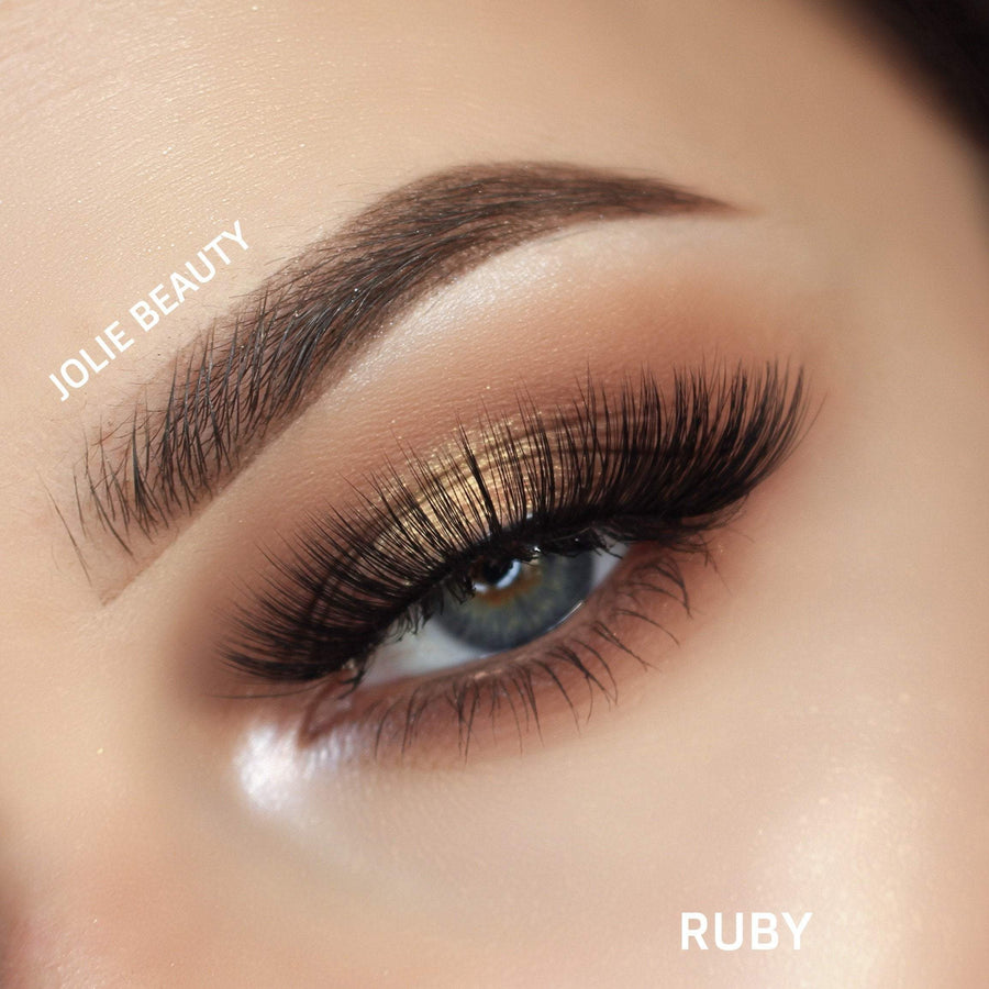 <H1>Slayin Lashes</h1> RUBY