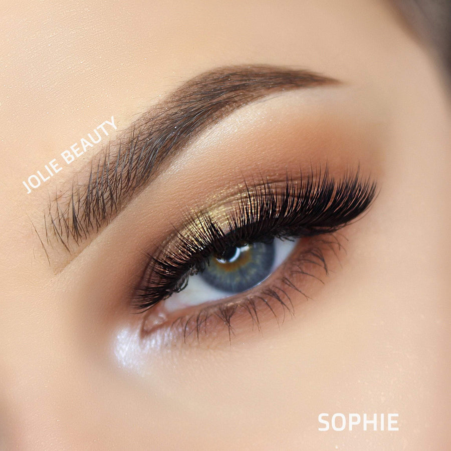 <H1>Slayin Lashes</h1> SOPHIE