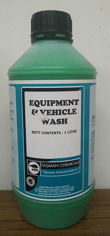 VEHICLE/EQUIPMENT WASH