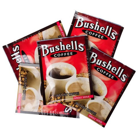 Bushells Coffee Powder 1000 Sachets x2 Per Carton