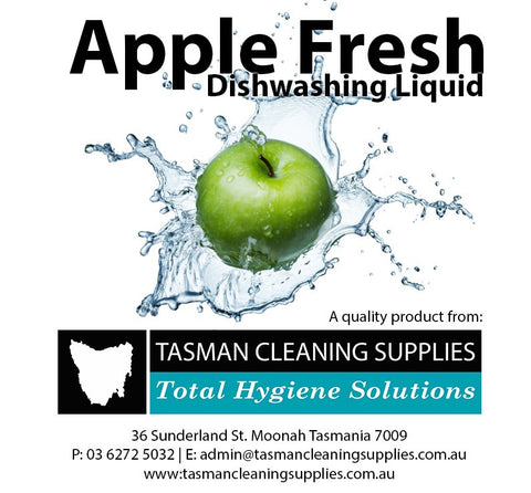 Apple Fresh - Dishwashing Liquid