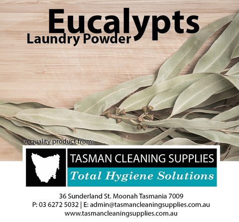 Eucalyptus - Laundry Powder