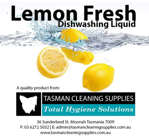 Lemon Fresh - Dishwashing Liquid