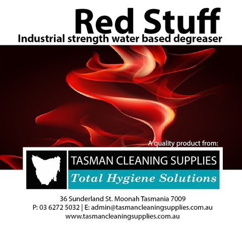 Red Stuff Water Based Degreaser