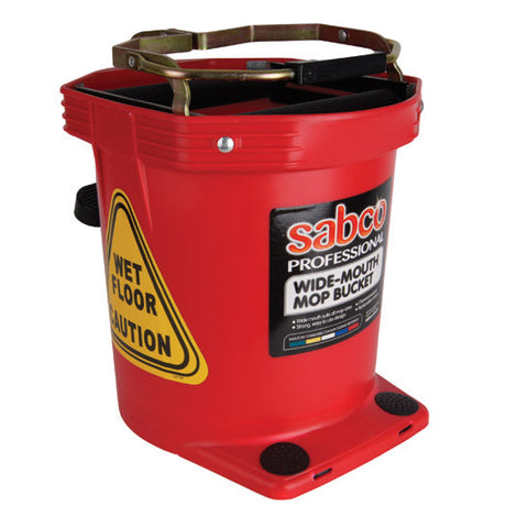 16L Wide Mouth Mop Bucket