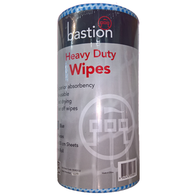 Heavy Duty Wipes - Rolls