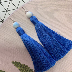 My Tassel Tassel Earrings