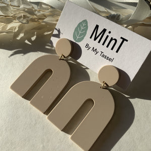 Mint fashion earrings 2021