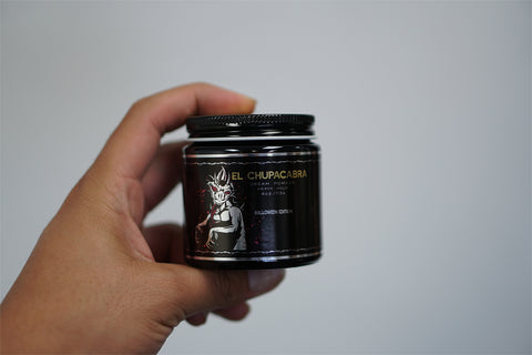 El Chupacabra Dark Cream Pomade