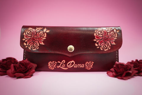 La Dama Leather Wallet