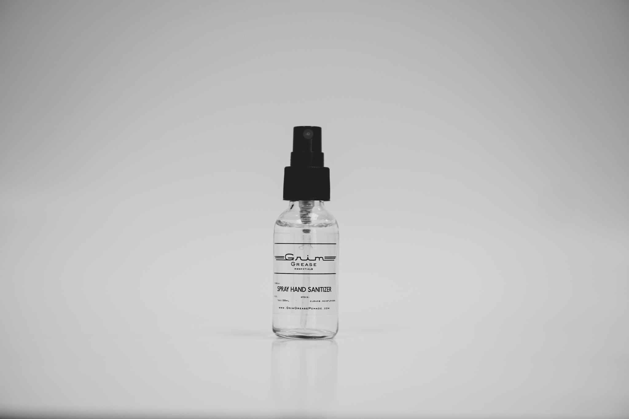 Spray Hand Sanitizer (1oz)