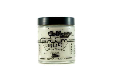 Mr.Pomade x Grim Grease Collab Heavy Hold