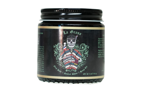 La Grasa Waterbased Gel Type Pomade
