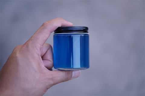 Blue Waterbased Small Batch