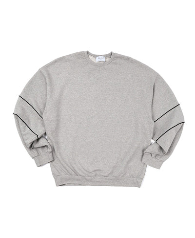 Line Sweatshirts - Gray
