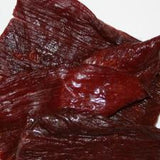 Samples of All 4 Beef Jerky Flavors