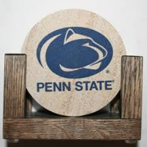 Penn State Coaster Set