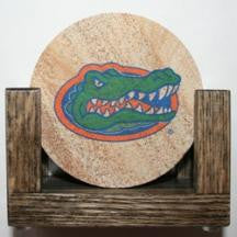 University of Florida Coaster Set