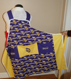 Apron - Minnesota Vikings Men's Apron