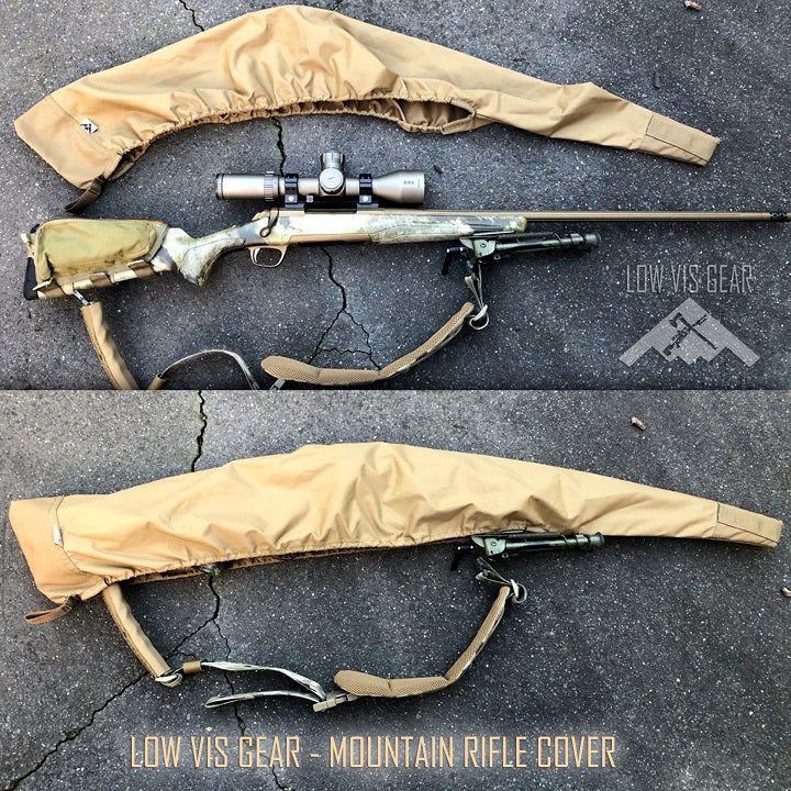 NEW PRODUCT: LVG - Mountain Rifle Cover