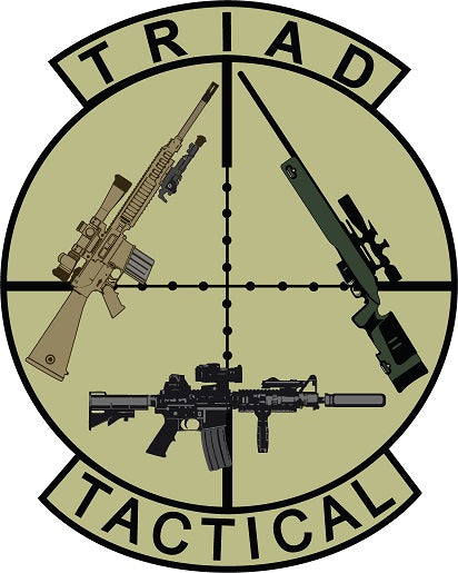 Triad Tactical - Padded Shooting Mat!