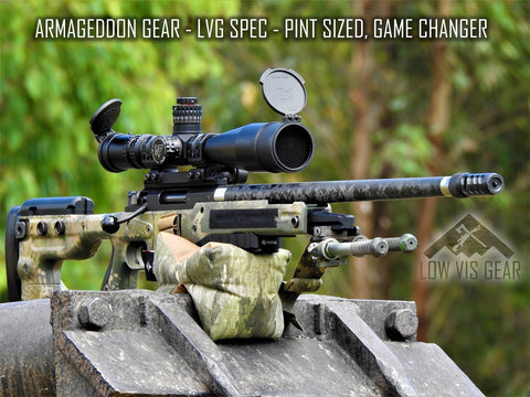 Armageddon Gear - Game Changer (LVG SPEC) Pint Sized