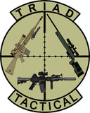 Triad Tactical - Data Book Cover