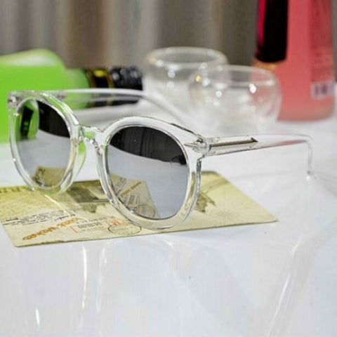 Transparent Fashion Women's Sunglasses