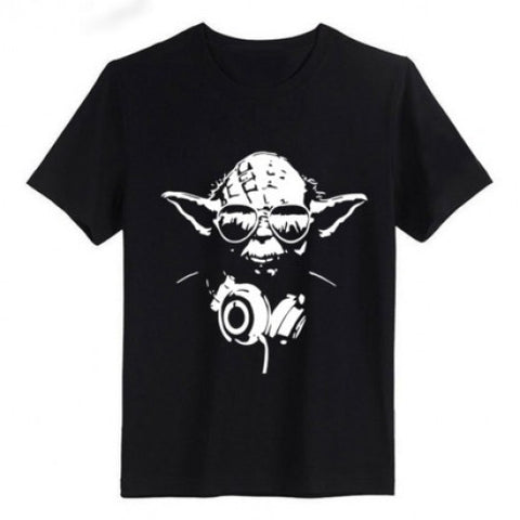 Fashion Star Wars Men T-shirt