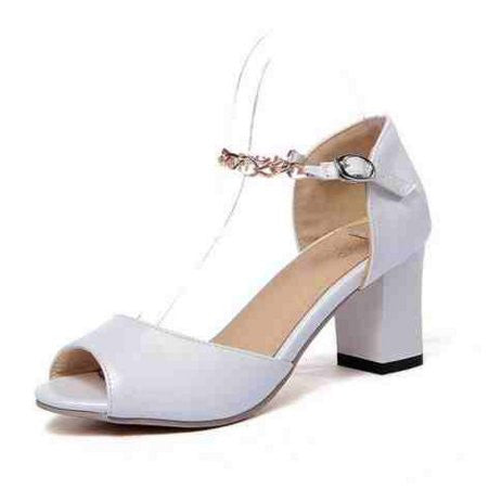 Peep Toe Fashion Women Sandals