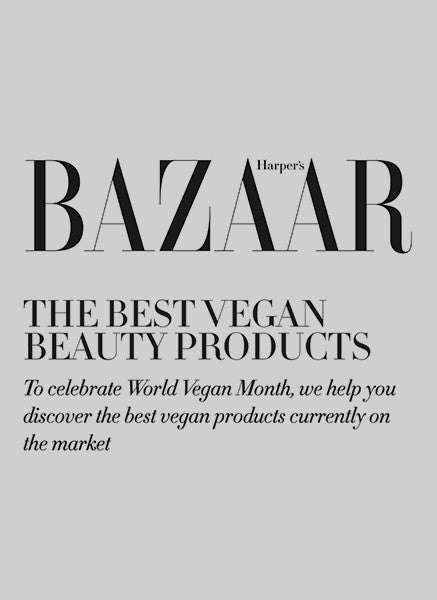 Harper's Bazaar - The Best Vegan Beauty Products
