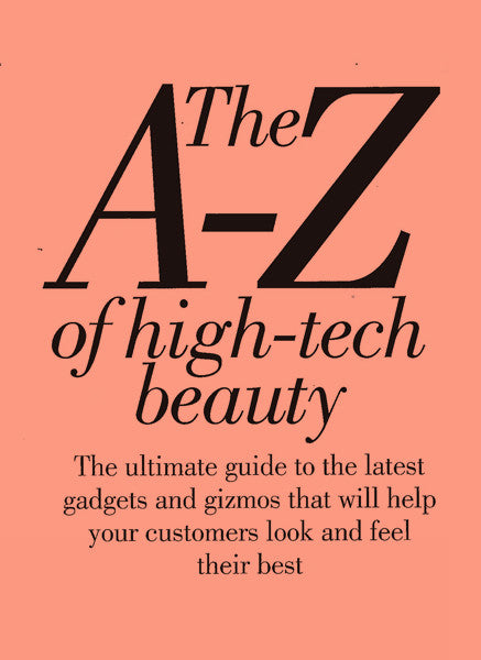Pure Beauty - The A-Z of high tech beauty