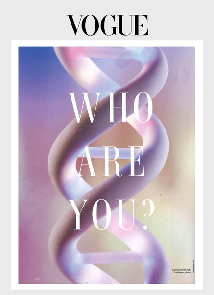 Who Are You? GENEU in VOGUE