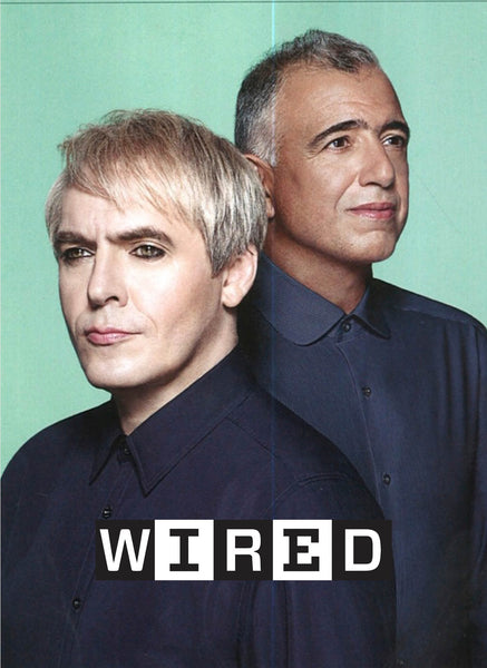 WIRED - From Duran to DNA