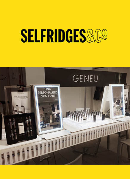 Your London ft. GENEU at Selfridges