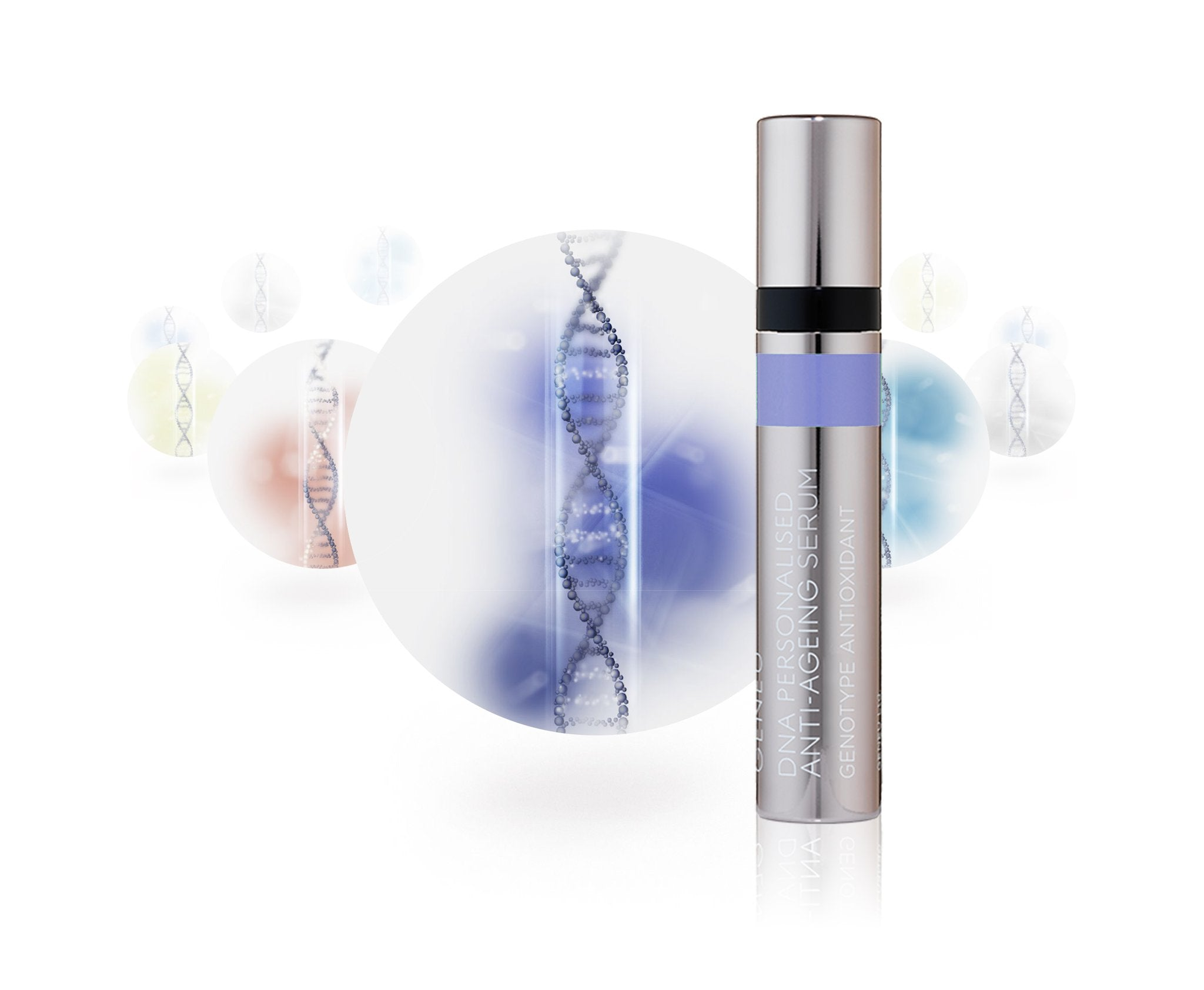 GENEU DNA Prescribed Anti Aging AOX serum