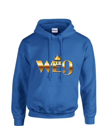 We The 9 Pullover Hoodie Alt