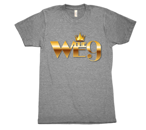 We The 9 Text Tee