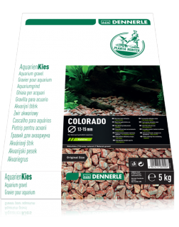 Natural gravel Plantahunter Colorado 12-15 mm - fishbox