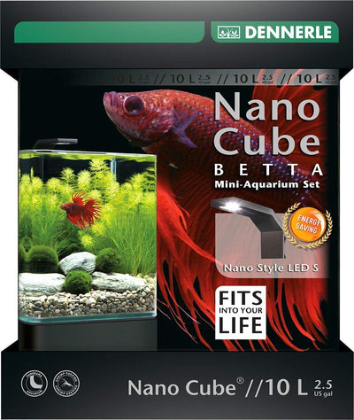 Nano BettaCube 10L - fishbox