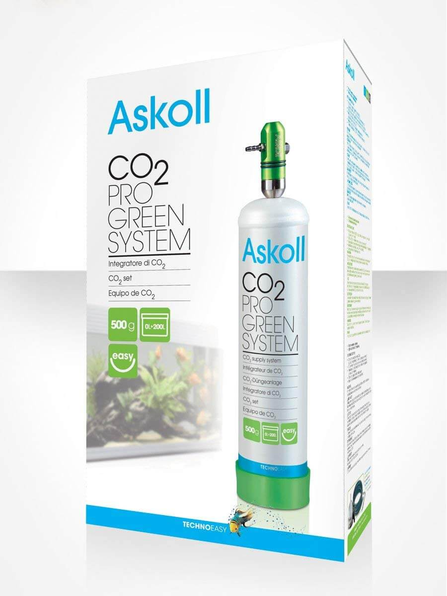 CO2 Pro Green System - fishbox